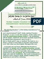 The Echoing Practice