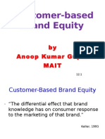 2 Customer Based Brand Equity