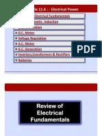 Car 66 A1 - Module 11.6 Electrical Power
