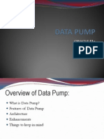 Data Pump in Oracle 11g