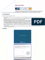 Bien Configurer Small Business Server 2008