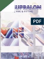 Brosur Supralon  HDPE