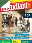Vivre et étudier en Bretagne et Pays de la Loire 2012