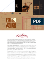 2011 Walden Catalog