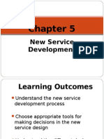 5 New Service Development