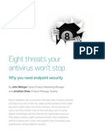 8 Threats Your Antivirus Won't Stop