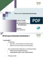 TTT Lukács László - Merre tart a közösségi tejmarketing?