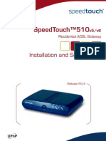 Modem Speed Touch 510 v6