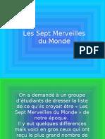 05-Les Sept Merveilles Du Monde