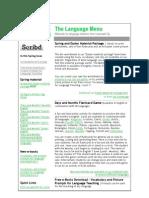 Spring Issue of Teachers News