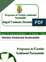 Programa de Gestión Ambiental Sustentable