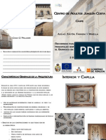 folleto barroco