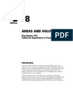 Area & Volumes