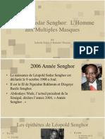 Leopold Sedar Senghor