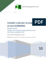 Compilar y Ejecutar en Java