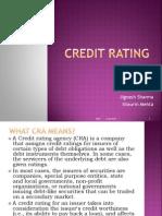 Credit Retting Agencies