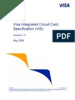 Visa VIS Specification 15_May_2009