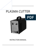Cut 40 Air Plasma Cutter Manual