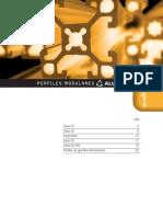 Guía del Aluminio 3 - Capítulo 1 - Perfiles modulares Aluskit