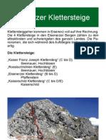 WF Eisenerz PDF Klettersteig