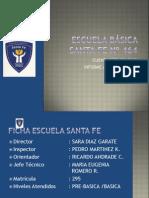 ESCUELA B..