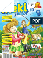 Media Kinder Junior, Octombrie 2011