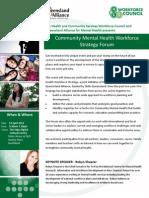 CMH Workforce Strategy Forum_Invitation