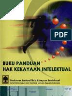 Buku Panduan Hak Kekayaan Intelektual