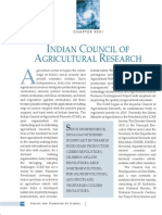 Indian Counsil for Agriculture