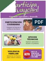 Periodico Participa Huaycan ASPEM - 2008