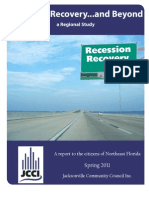 11 Recession Recovery and Beyond Study Report