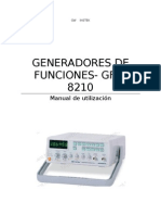 Manual Traducido Generador Gw Instek