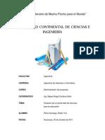 Desarrollo de Pagina Web