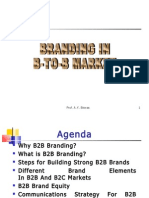 Branding for b2b [p]
