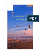 Cost Accounting 2010 Updatex2