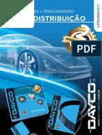 DAYCO Kits de Destribuicao Junho 2011