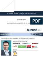 Mcommerce Magyarországon - Smartmobil 2012