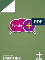 Pantone Brochure 2012