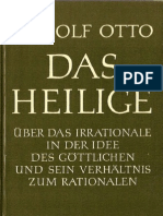 (eBook German) Otto, Rudolf - Das Heilige (1917)