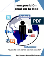Sobreexposición Personal en la Red - Libro Completo