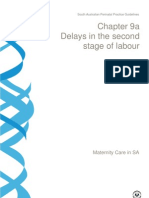 2012-01-31-Chapter 9a Delays in the Second Stage of Labour