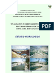 Estudio Hidrologico San JuanCHINCHA 4