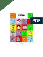 Actions Bingo with Custom Boards