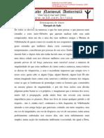 Marques de Sade - ma Do Amor