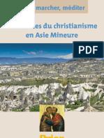 Les sources du christianisme en Asie Mineure