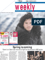 TV Weekly - April 1, 2012