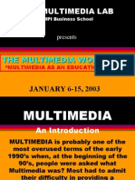 multimedia - introduction