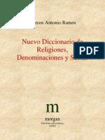 Marcos Antonio Ramos - Nuevo Diccionario de Religiones Denominaciones y Sectas