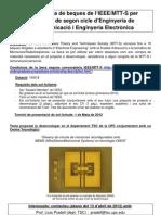 Convocatòria beca IEEE MTT-S (dept TSC)
