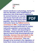 Physiology, New Endocrine System , Cardiac Hormones